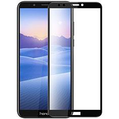 Protector de Pantalla Cristal Templado Integral F07 para Huawei Honor 7C Negro