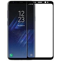 Protector de Pantalla Cristal Templado Integral F07 para Samsung Galaxy S9 Negro