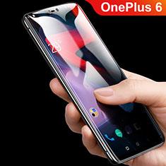 Protector de Pantalla Cristal Templado Integral F08 para OnePlus 6 Negro