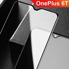 Protector de Pantalla Cristal Templado Integral F09 para OnePlus 6T Negro