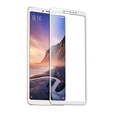 Protector de Pantalla Cristal Templado Integral F09 para Xiaomi Mi Mix 3 Blanco