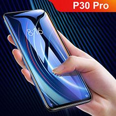 Protector de Pantalla Cristal Templado Integral F10 para Huawei P30 Pro Negro
