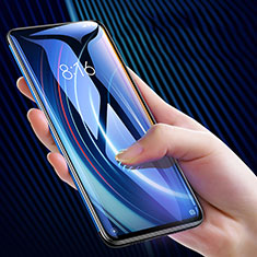 Protector de Pantalla Cristal Templado Integral F10 para Xiaomi Mi Note 10 Negro