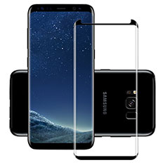 Protector de Pantalla Cristal Templado Integral F11 para Samsung Galaxy S8 Plus Negro