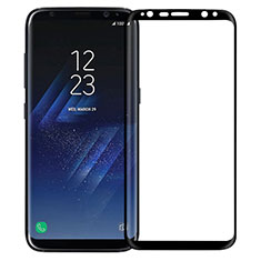 Protector de Pantalla Cristal Templado Integral F12 para Samsung Galaxy S8 Negro