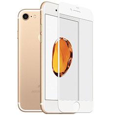 Protector de Pantalla Cristal Templado Integral F18 para Apple iPhone SE (2020) Blanco