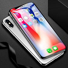Protector de Pantalla Cristal Templado Integral F31 para Apple iPhone Xs Max Negro