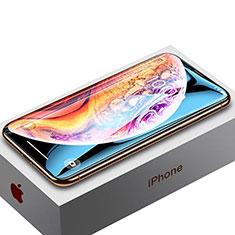 Protector de Pantalla Cristal Templado Integral P02 para Apple iPhone Xs Max Negro