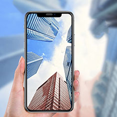 Protector de Pantalla Cristal Templado Integral P04 para Apple iPhone Xs Max Negro