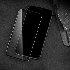 Protector de Pantalla Cristal Templado Integral para Apple iPhone 12 Pro Max Negro