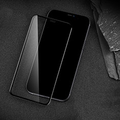 Protector de Pantalla Cristal Templado Integral para Apple iPhone 12 Pro Negro