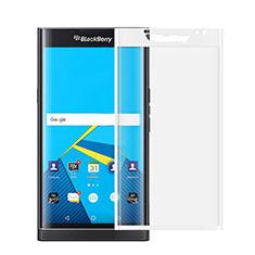 Protector de Pantalla Cristal Templado Integral para Blackberry Priv Blanco