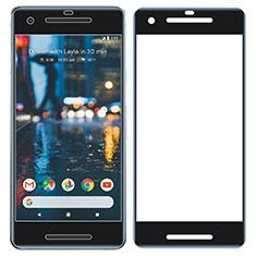 Protector de Pantalla Cristal Templado Integral para Google Pixel 2 Negro