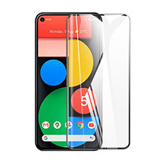 Protector de Pantalla Cristal Templado Integral para Google Pixel 5 Negro