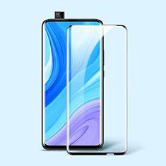 Protector de Pantalla Cristal Templado Integral para Huawei Enjoy 10 Plus Negro