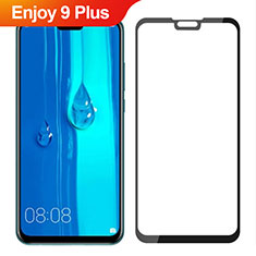 Protector de Pantalla Cristal Templado Integral para Huawei Enjoy 9 Plus Negro