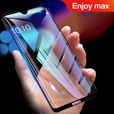 Protector de Pantalla Cristal Templado Integral para Huawei Enjoy Max Negro