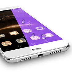 Protector de Pantalla Cristal Templado Integral para Huawei G7 Plus Blanco