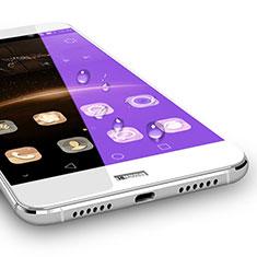 Protector de Pantalla Cristal Templado Integral para Huawei G8 Blanco