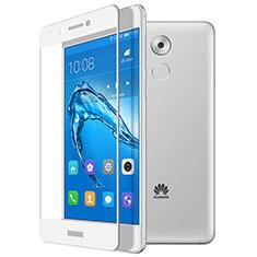 Protector de Pantalla Cristal Templado Integral para Huawei Honor 6C Blanco