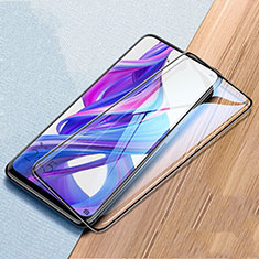 Protector de Pantalla Cristal Templado Integral para Huawei Honor 9X Negro