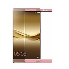 Protector de Pantalla Cristal Templado Integral para Huawei Mate 8 Rosa