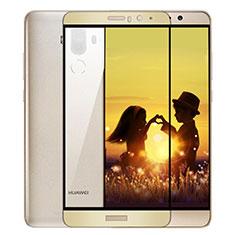 Protector de Pantalla Cristal Templado Integral para Huawei Mate 9 Oro