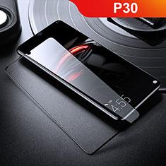 Protector de Pantalla Cristal Templado Integral para Huawei P30 Negro