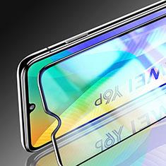 Protector de Pantalla Cristal Templado Integral para Huawei Y6p Negro