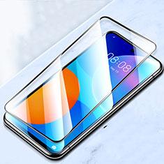 Protector de Pantalla Cristal Templado Integral para Huawei Y7a Negro