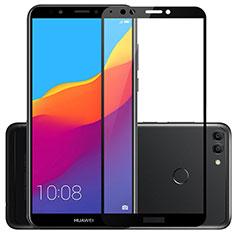 Protector de Pantalla Cristal Templado Integral para Huawei Y9 (2018) Negro
