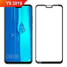 Protector de Pantalla Cristal Templado Integral para Huawei Y9 (2019) Negro
