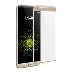Protector de Pantalla Cristal Templado Integral para LG G5 Oro