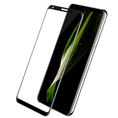 Protector de Pantalla Cristal Templado Integral para LG V30 Negro