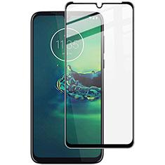 Protector de Pantalla Cristal Templado Integral para Motorola Moto G8 Plus Negro