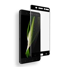Protector de Pantalla Cristal Templado Integral para Nokia 6 Negro