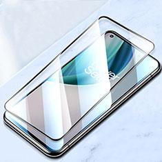 Protector de Pantalla Cristal Templado Integral para OnePlus Nord N10 5G Negro
