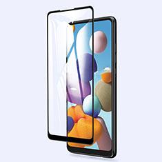 Protector de Pantalla Cristal Templado Integral para Samsung Galaxy A11 Negro