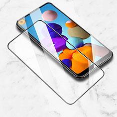 Protector de Pantalla Cristal Templado Integral para Samsung Galaxy A21 Negro