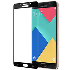 Protector de Pantalla Cristal Templado Integral para Samsung Galaxy A3 (2016) SM-A310F Negro