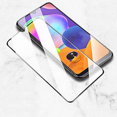 Protector de Pantalla Cristal Templado Integral para Samsung Galaxy A31 Negro