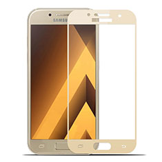 Protector de Pantalla Cristal Templado Integral para Samsung Galaxy A5 (2017) Duos Oro
