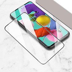 Protector de Pantalla Cristal Templado Integral para Samsung Galaxy A51 5G Negro
