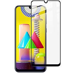 Protector de Pantalla Cristal Templado Integral para Samsung Galaxy M31 Negro