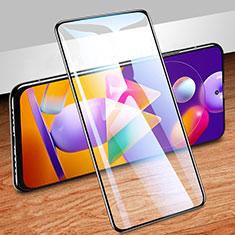 Protector de Pantalla Cristal Templado Integral para Samsung Galaxy M31s Negro