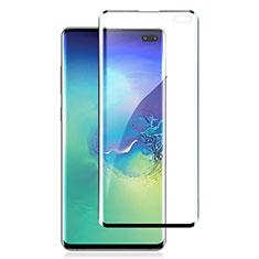 Protector de Pantalla Cristal Templado Integral para Samsung Galaxy S10 5G SM-G977B Negro