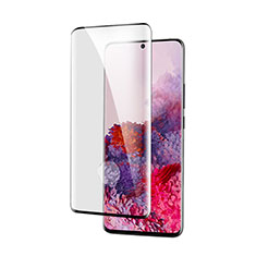 Protector de Pantalla Cristal Templado Integral para Samsung Galaxy S21 Ultra 5G Negro
