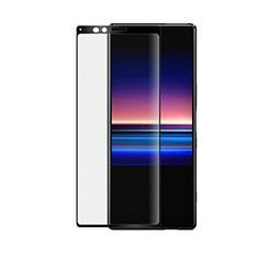 Protector de Pantalla Cristal Templado Integral para Sony Xperia 1 Negro
