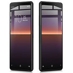 Protector de Pantalla Cristal Templado Integral para Sony Xperia 10 II Negro