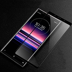 Protector de Pantalla Cristal Templado Integral para Sony Xperia 5 II Negro